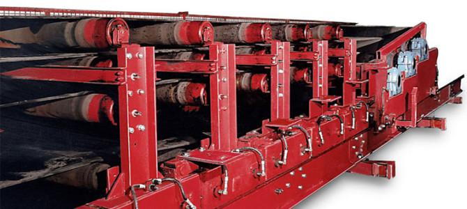 Joy Belt Storage Units
